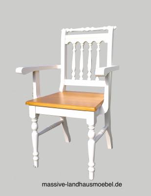 Massive Landhausmöbel - Stühle