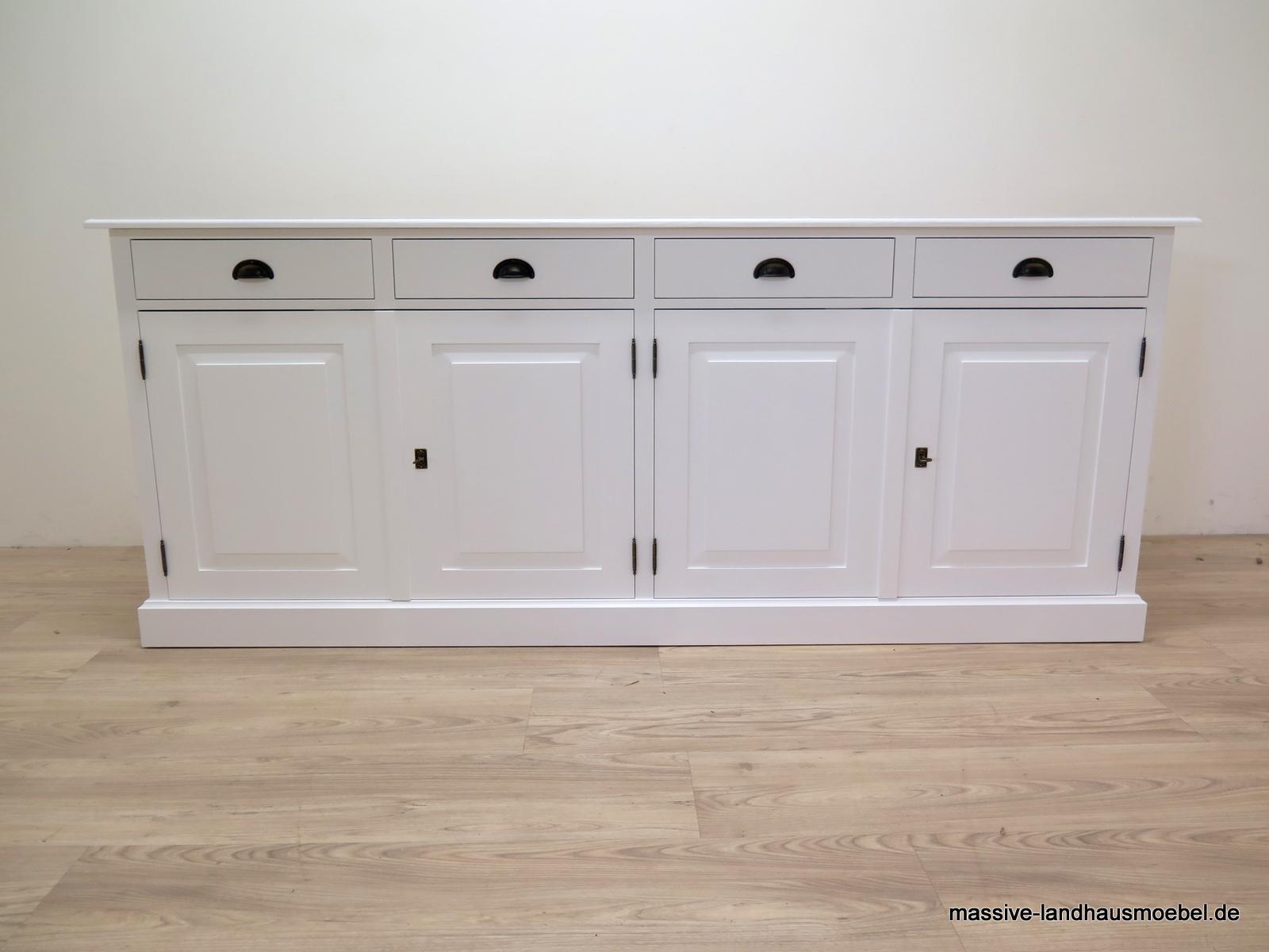 massive landhausm bel 0009 anrichte exclusive. Black Bedroom Furniture Sets. Home Design Ideas
