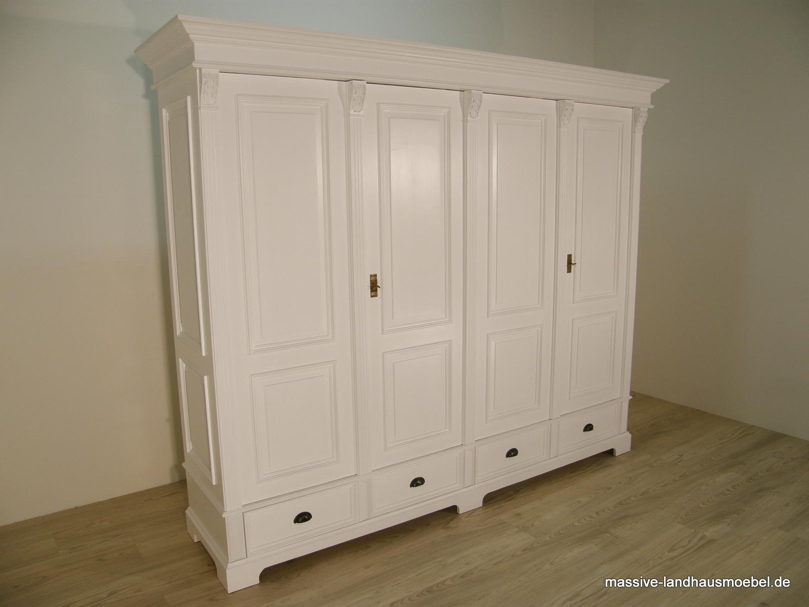 massive landhausm bel 1227 schrank. Black Bedroom Furniture Sets. Home Design Ideas