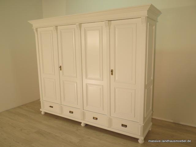 massive landhausm bel 1159 schrank. Black Bedroom Furniture Sets. Home Design Ideas
