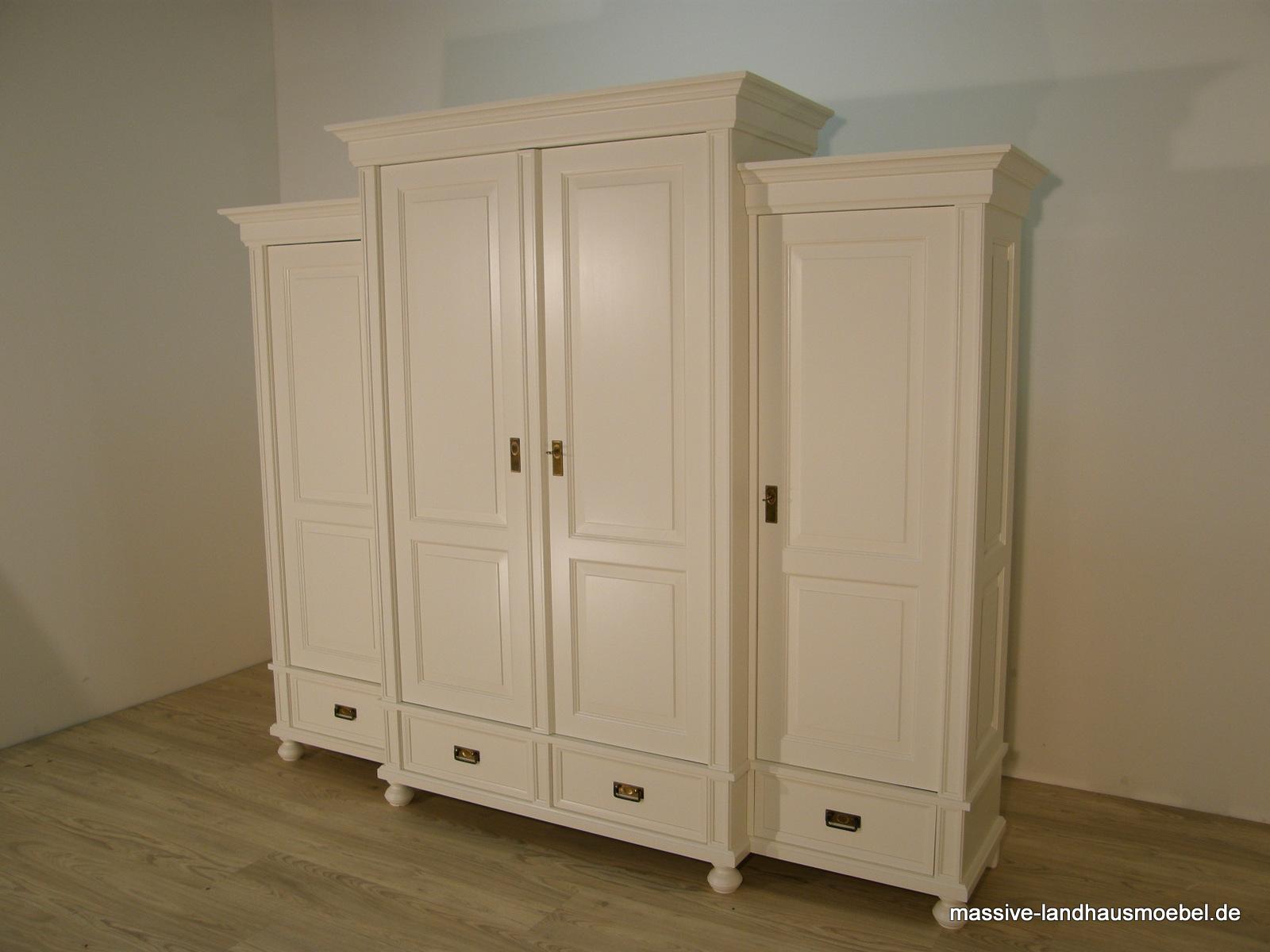 massive landhausm bel 1228 schrank deluxe modern. Black Bedroom Furniture Sets. Home Design Ideas