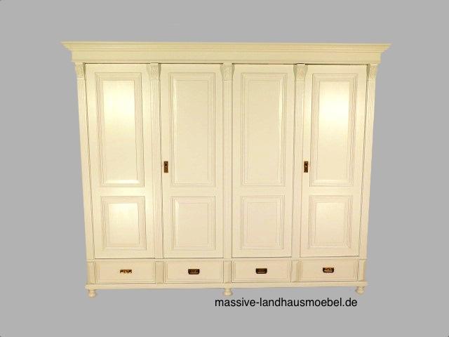 Massive Landhausmöbel - 1159 Schrank