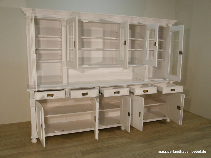 1140 Buffet 5t Deluxe weiß RAL 9001